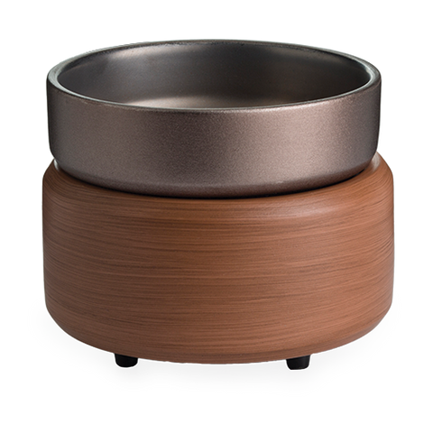 Pewter Walnut Warmer (CWDPWN)
