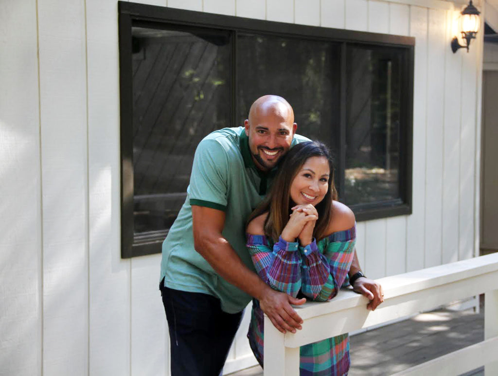 Get to Know Rustic Rehab Stars David and Chenoa Rivera