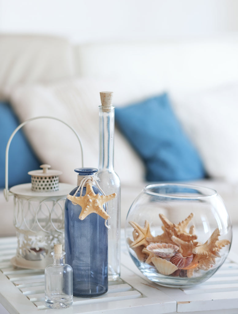 Into the Blue: How to Design a Sea-Inspired Space