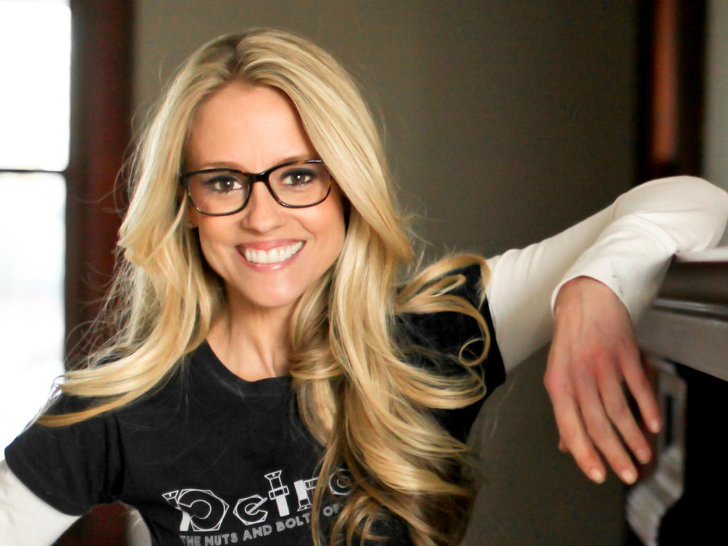 Nicole Curtis Talks Season 8 of 'Rehab Addict,' Her Two Favorite Charitable Causes, and the Secret to a Happy Home