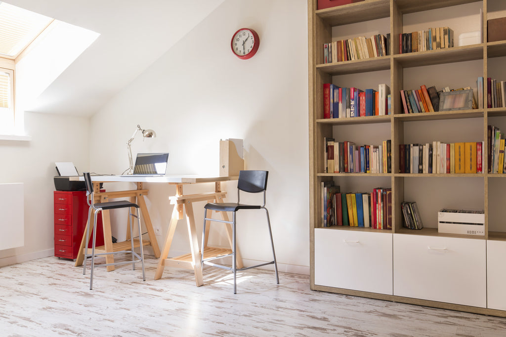 Inside Job: Tricks to Transform your Home Office into a Stylish Workplace