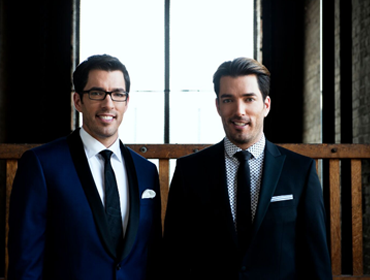 The Scott Brothers on House Hunting, Home Designing, and Their New Luxury Program