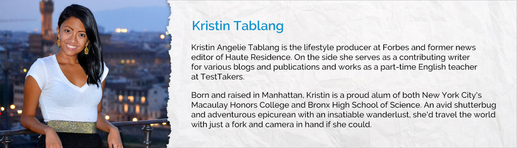 Kristin Tablang, Lifestyle Producer, Forbes