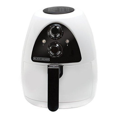 PuriFry AirFryer (Black/Silver)