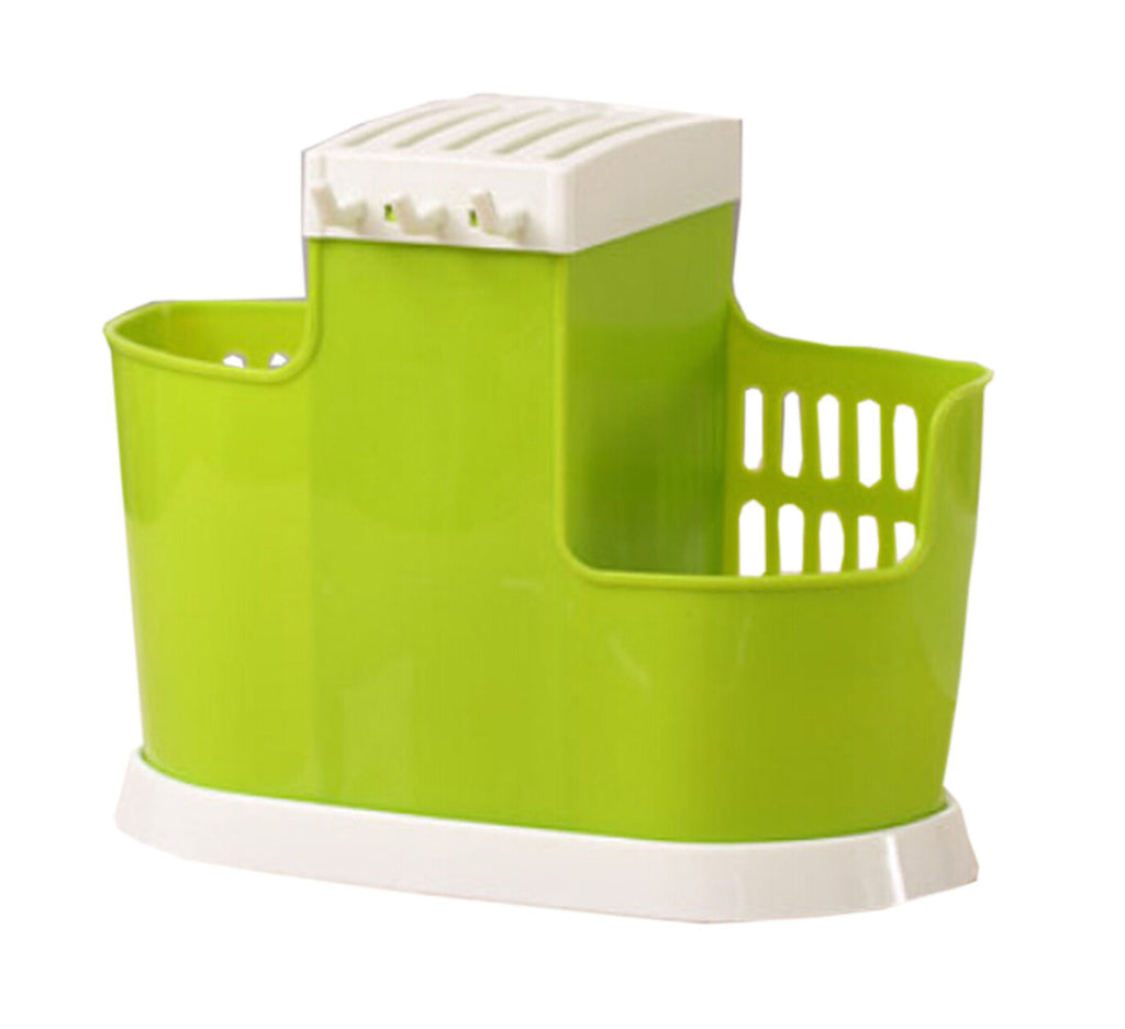 Creative Knife Rack/Holder/Storage Practical Knife Blocks for Kitchen, Green