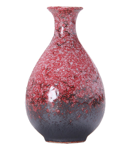 Ceramic Vases, Flower Home Decoration Ornaments,as a Gift,H2