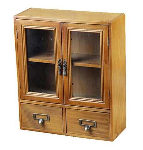 Classical Wood Handmade Storage Chest Storage Rack Storage Cabinet