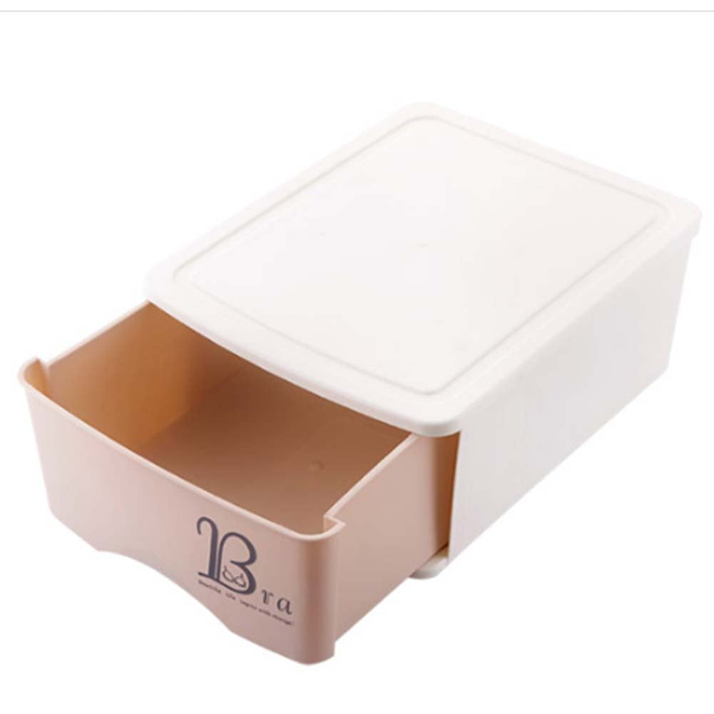 Underwear Storage Box Drawer  Storage Box Plastic Storage Box