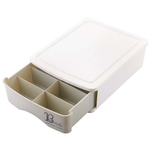 Storage Box Drawer Divider Underwear Organizer  Storage Box