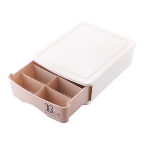 Underwear Organizer  Storage Box Drawer Divider Storage Box