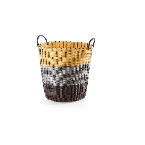 Laundry Basket with Handle Large Storage Baskets Cute Home Decoration