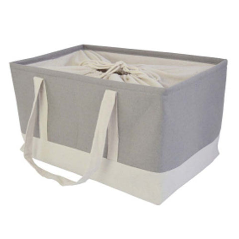 Thicken Storage Bucket Clothing Storage Bag Laundry Basket #09