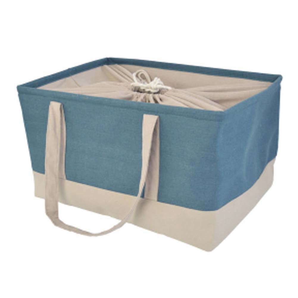 Thicken Storage Bucket Clothing Storage Bag Laundry Basket #10
