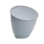 Creative Decent Mini Trash Can Office/Home Clutter Storage Bucket-Gray