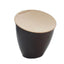 Creative Decent Mini Trash Can Office/Home Clutter Storage Bucket-Chocolate