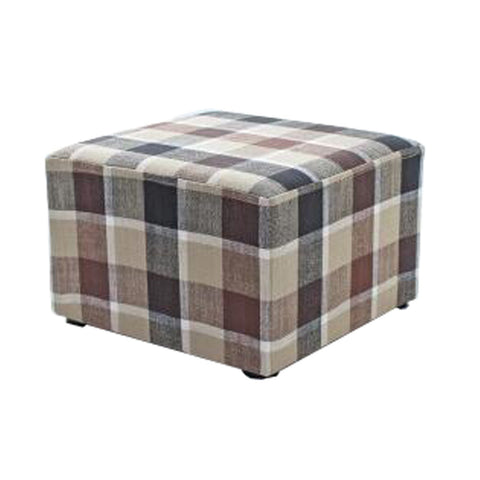 Fashionable Square Cloth Modern Small Stool Table Stool Sofa Pier Ottoman Stool, A