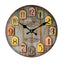 "14"" Creative Mute Wall Clock Quartz Clock"