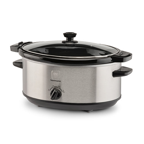 7 Qt Locking Lid Travel Slow Cooker