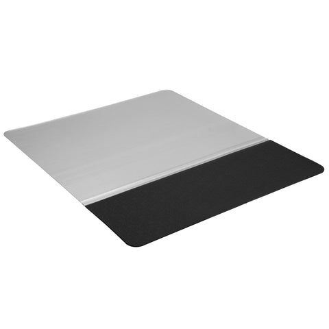 Sit or Stand Mat (Black and Clear)