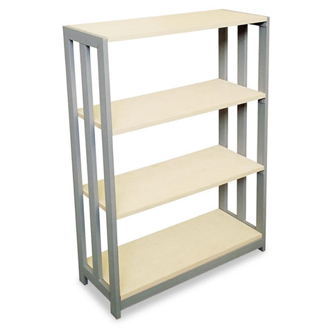 Trento Line Bookcase, Three-Shelf