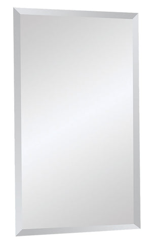 Ren-Wil Bjorn Wall Mirror Frameless - Vertical Small