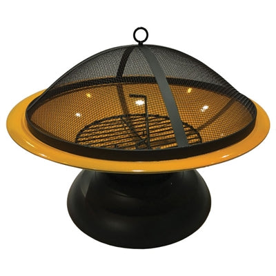 FIRE BOWL VESTA ORANGE