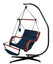 Hammaka Portable Outdoor/Camping Suelo Stand and Nami Chair Combo