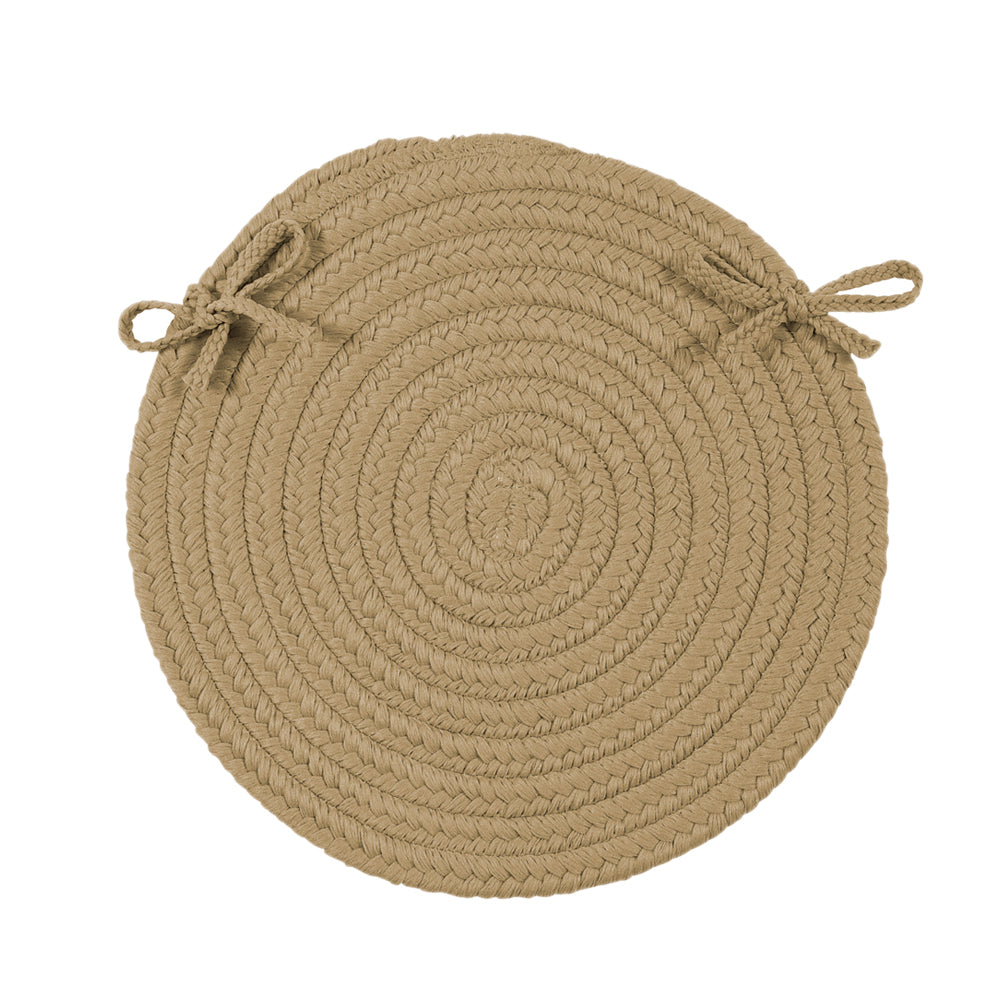 Boca Raton - Cuban Sand Chair Pad (single)