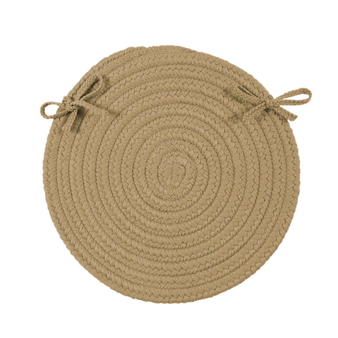 Boca Raton - Cuban Sand Chair Pad (set 4)