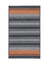 Colonial Mills Frazada Stripe Charcoal & Orange 12'x15' Rectangle Rug