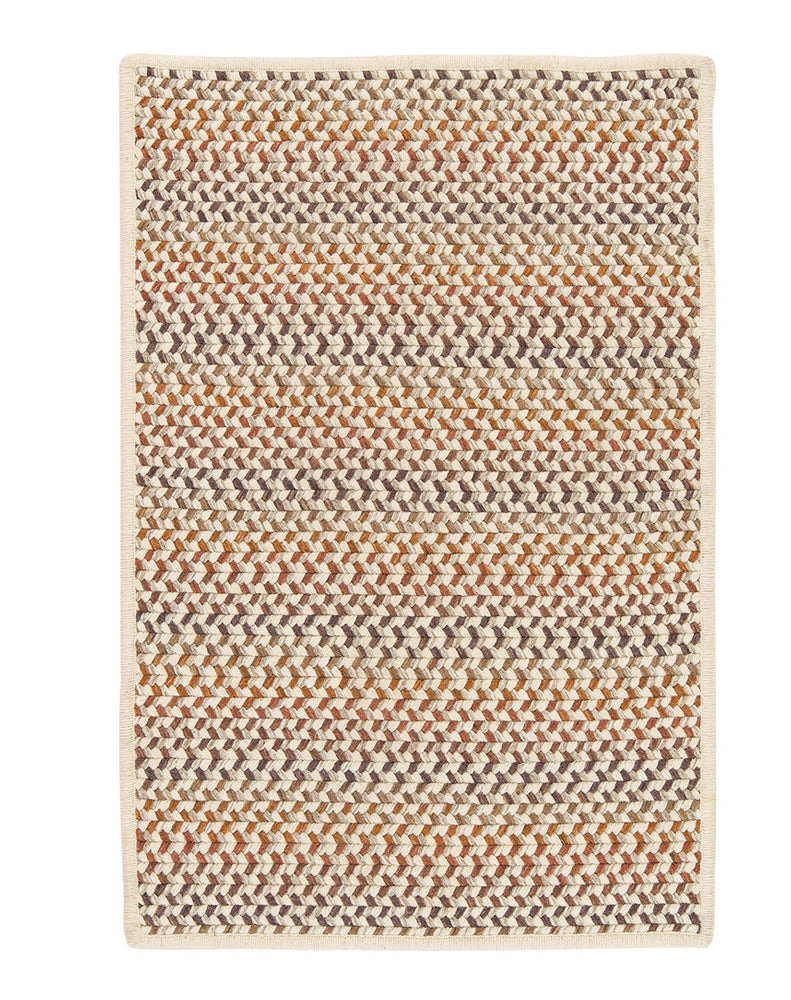 Colonial Mills Chapman Wool Autumn Blend 2'x10' Rectangle Area Rug