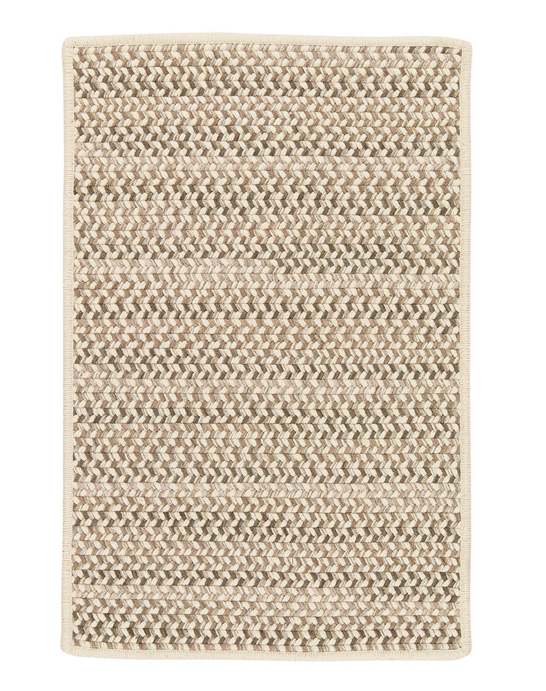 Colonial Mills Chapman Wool Natural 2'x6' Rectangle Area Rug