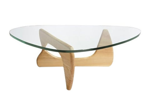 Fine Mod Imports Tribeca Coffee Table, Natural