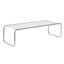 FINE MOD IMPORTS NESTING TABLE LONG WHITE