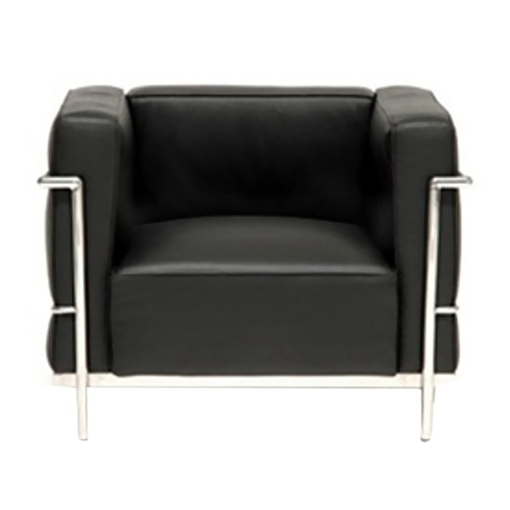 FINE MOD IMPORTS GRAND LC3 CHAIR BLACK