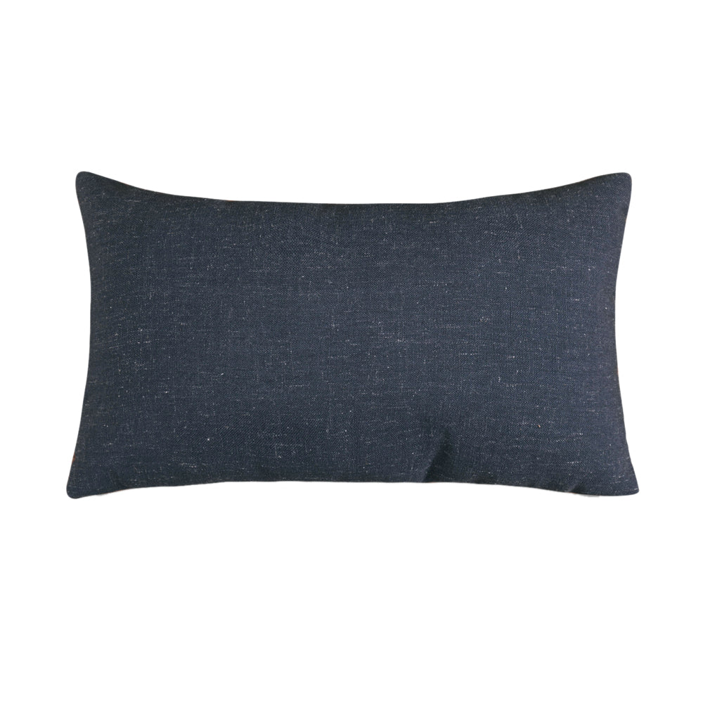 Majestic Home Goods Living Room Furniture Navy Wales Small Pillow