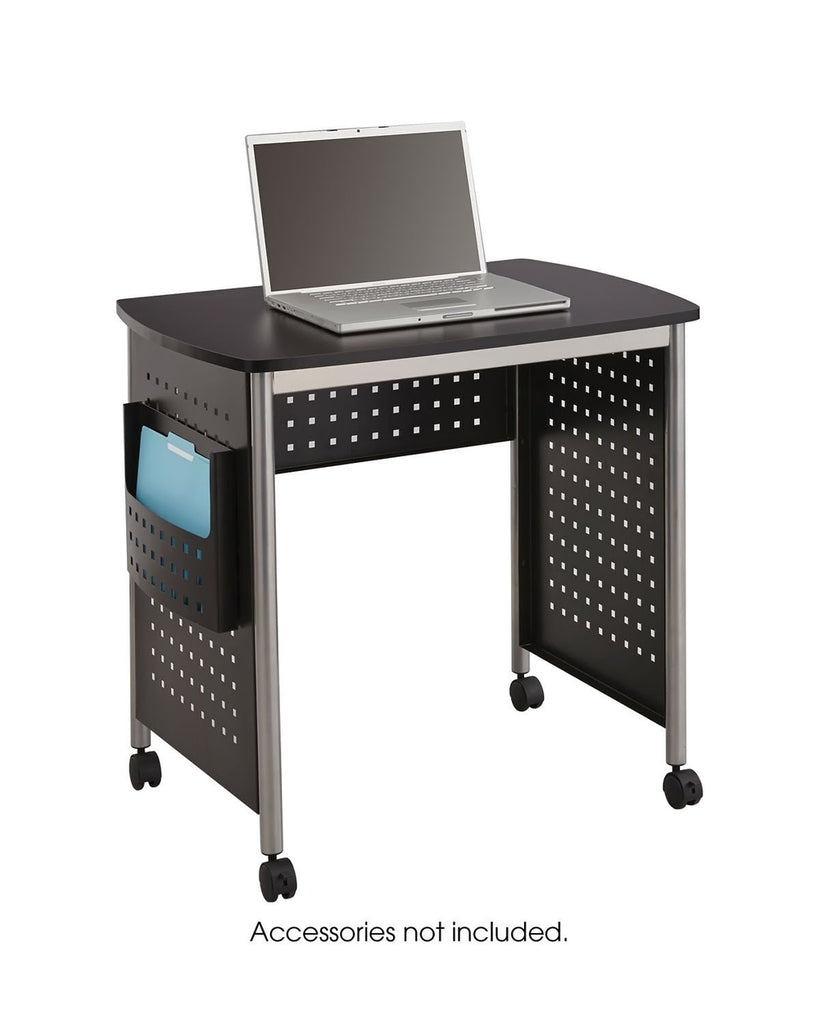 SCOOT DESK SIT DOWN BLACK-BL