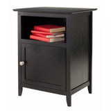 Henry Accent Table Black