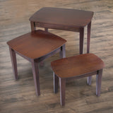 Bradley 3-PC Nesting Table Set