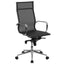 High Back Mesh Executive Swivel Office Chair with Synchro-Tilt Mechanism