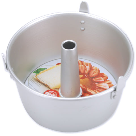 "Angel Food Cake Pan-7""""X4.5"""""