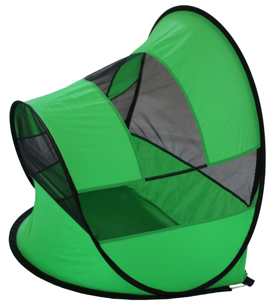 Modern Curved Collapsible Outdoor Pet Tent