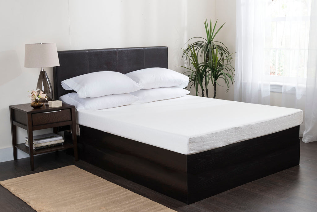 "6"" THICK MEMORY FOAM MATTRESS  QUEEN"