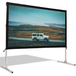 100-inch Portable Indoor Outdoor Movie Theater Projector Screen