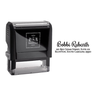 Bobbi Return Address Stamp