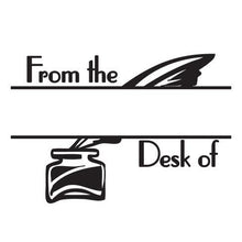 Desk & Library Stamps