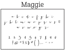 Maggie Return Address Embosser