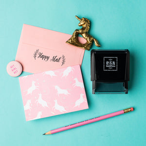 Letter Writing Month Stamps