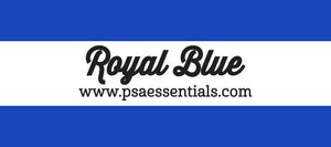 Royal Blue Ink Pad Cartridge Rectangle