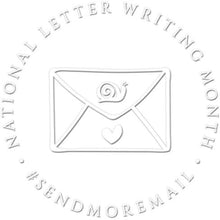Snail Mail Return Address Embosser